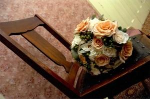 Bouquet w/ Pendant